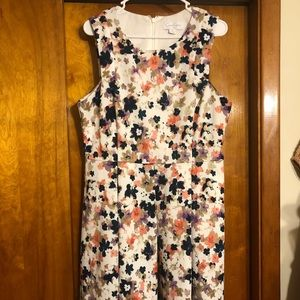 Jessica Simpson floral summer dress